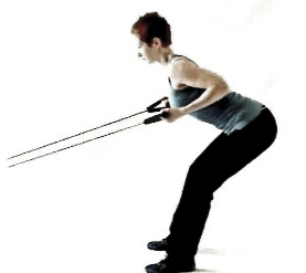Bent over cabel row revers grip2