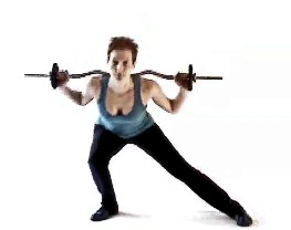 Stationary Bb Lateral Lunge2