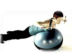 Prone press on the ball1