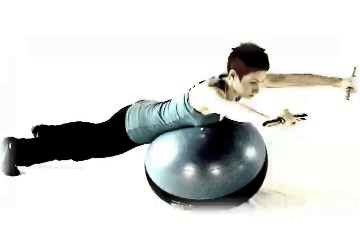 Prone press on the ball2
